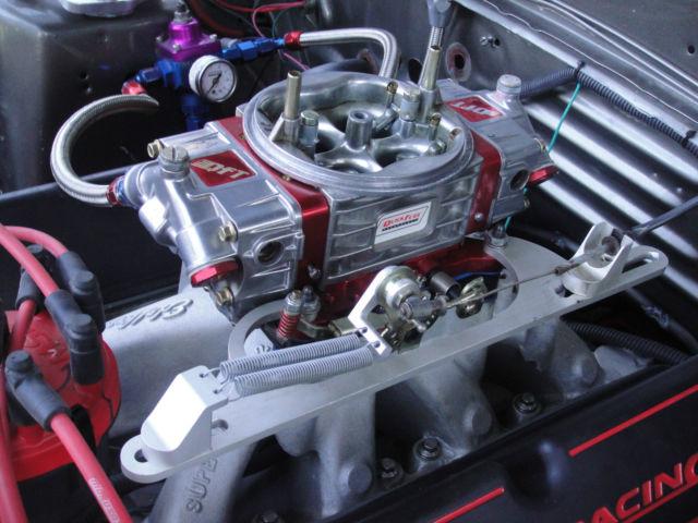 1986 ford mustang lx notchback 347 stroker all motor 10 for Ford stroker motor sizes