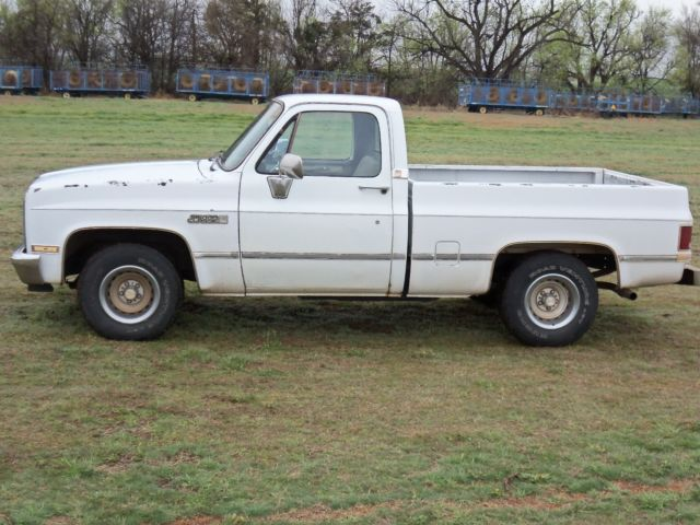 1986 GMC Other Sierra Classic Chevrolet C10 Patina Shop Truck
