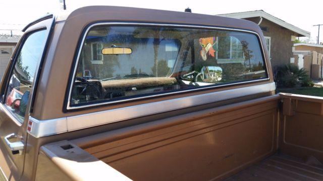 1986 GMC k1500 PICKUP TRUCK 4X4 - V8 - 454 CHEVY K10 - C10