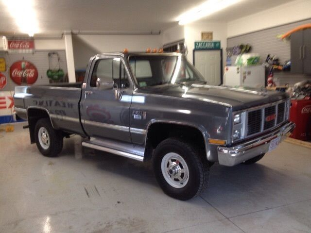 1986 gmc k3500 for sale: photos, technical specifications