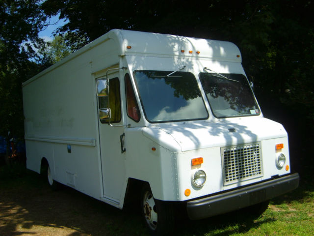 1986 Gmc P30 Step Van For Sale  Photos  Technical