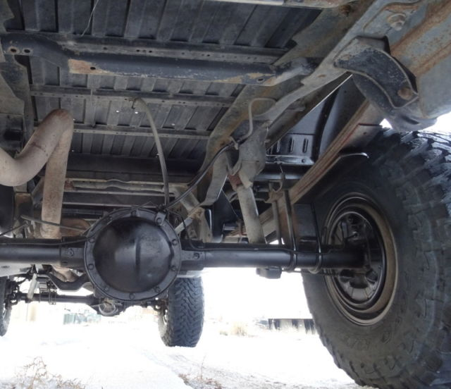 1986 Gmc Sierra For Sale: 1986 GMC Sierra Classic, Rare Gold Medal Edition. 4x4 For
