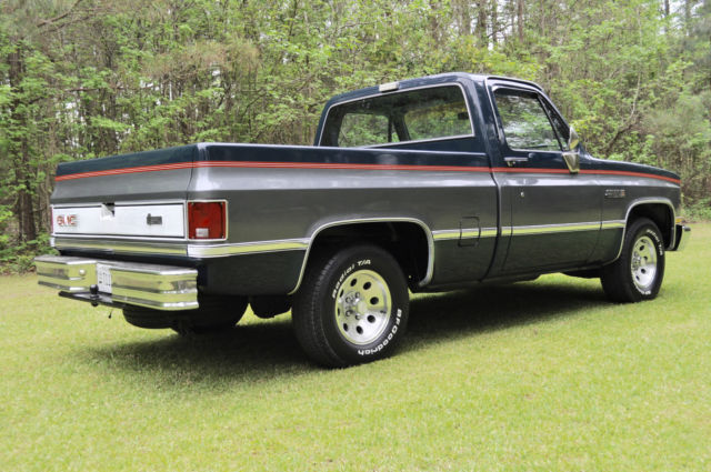 Used Cars Tupelo Ms >> 1986 GMC Sierra Classic Survivor 46k Miles Chevrolet Silverado GM 350 INCREDIBLE for sale ...