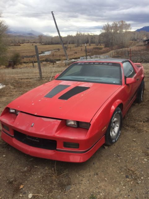 1986 iroc z28 camaro for sale photos technical specifications description. Black Bedroom Furniture Sets. Home Design Ideas