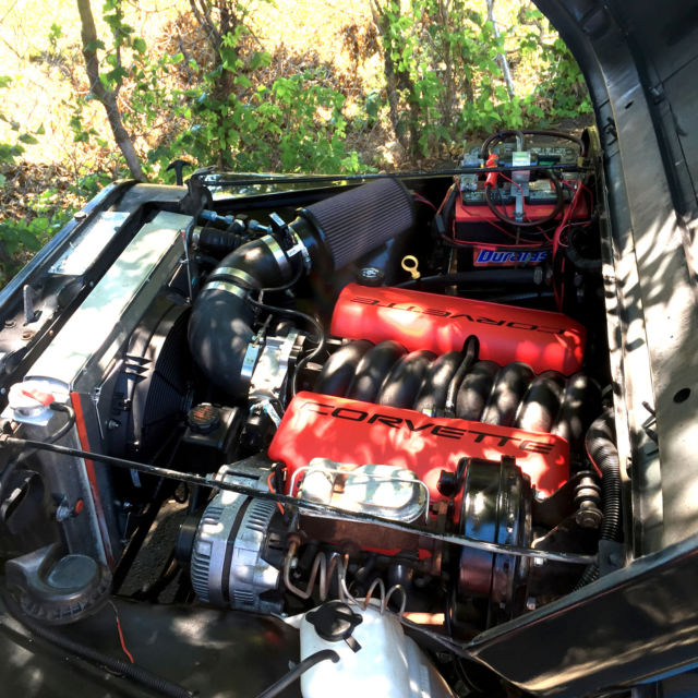 1986 jeep cj7 ls6 corvette engine cj-7 405hp for sale ... engine wiring for 1986 cj7 #14