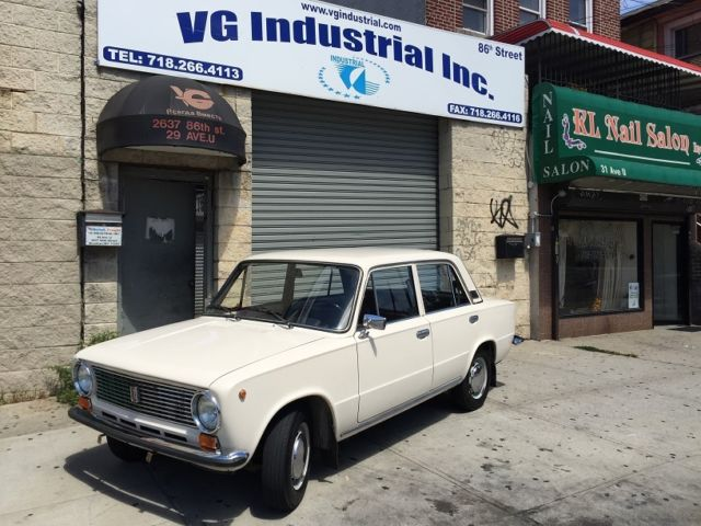1986 Other Makes VAZ 2101