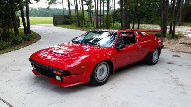 1986 Lamborghini Jalpa For Sale Photos Technical