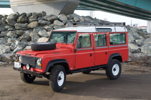 1980 Land Rover Defender 110