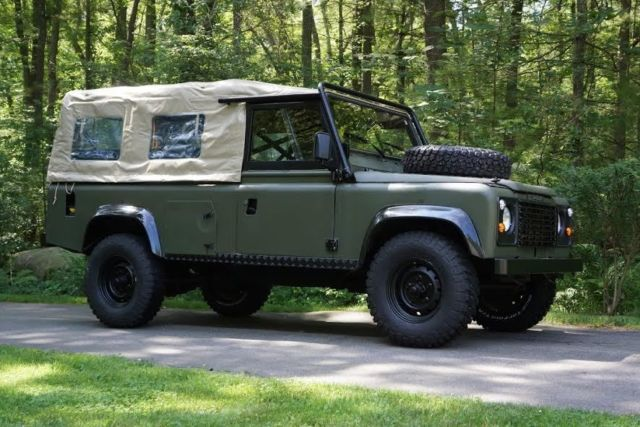 1986 Land Rover Defender 110 Soft Top ,Beach Truck, for sale