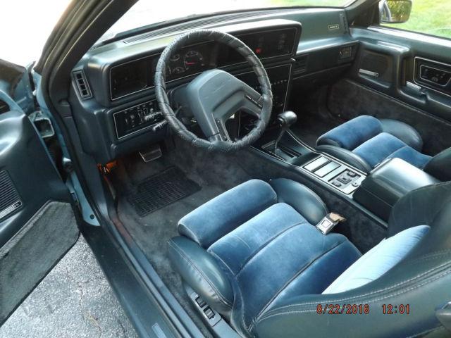 1986 Lincoln Mark Vii Lsc Sedan 2 Door 5 0l For Sale