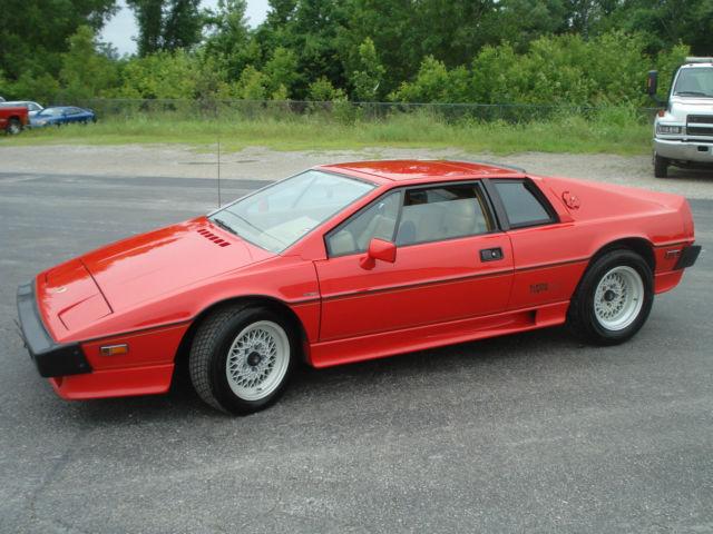 1986 lotus esprit turbo hci rare for sale photos technical rh topclassiccarsforsale com 2000 Lotus Esprit 1986 Lotus Esprit Interior