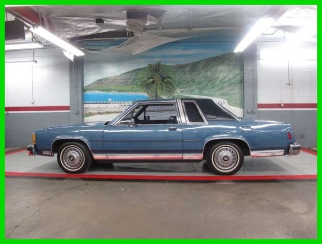 1986 Ford Crown Victoria LX