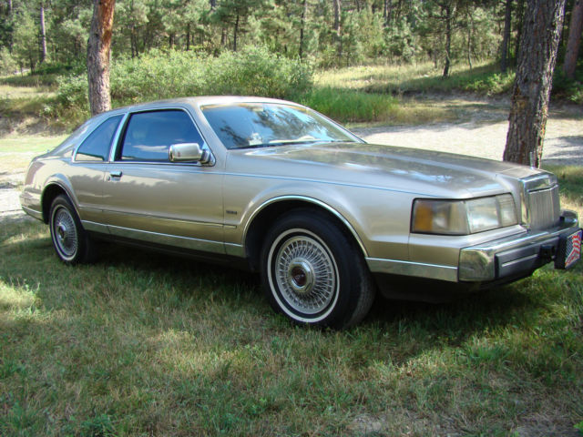 1986 Lincoln Mark Series