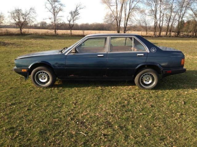 maserati bi turbo nice running car for photos 1986 maserati biturbo not running needs carb rebuild 2 5 v6 38 000 miles