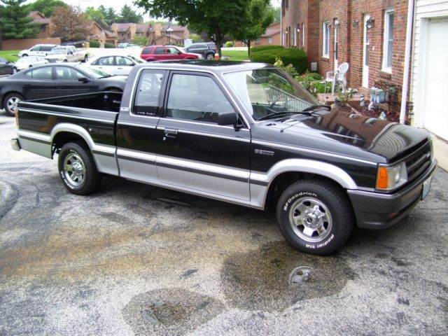 1986 Mazda B-Series Pickups CONVIENANCE PACKAGE