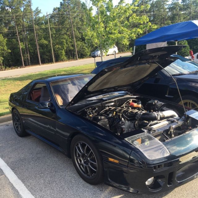 Mazda Rx With Ls T Swap V