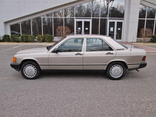 1986 mercedes benz 190d 2 5 liter diesel low miles 1 owner for Mercedes benz 190d for sale