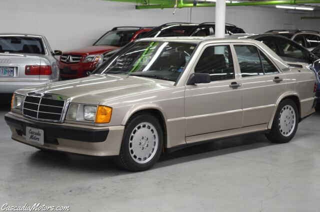 1986 Mercedes-Benz 190-Series 2.3-16v