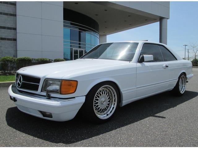 1986 mercedes benz 560sec white sharp look rare find well for Mercedes benz 560sec for sale