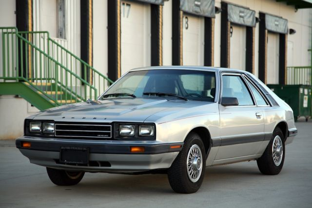 1986-mercury-capri-gs-v6-only-34k-miles-