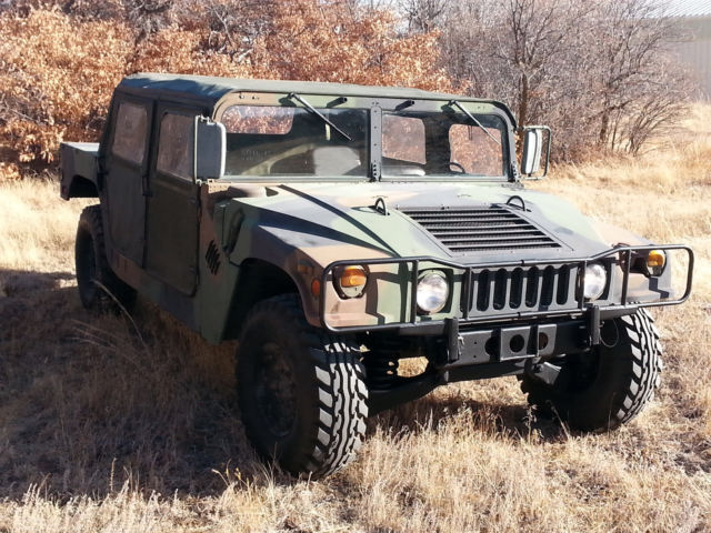1986 military humvee m998 approved for colorado on road use hummer army truck 1 1986 military humvee m998 approved for colorado on road use (hummer