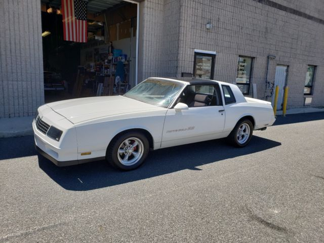 1986 monte carlo ss t top car for sale: photos, technical