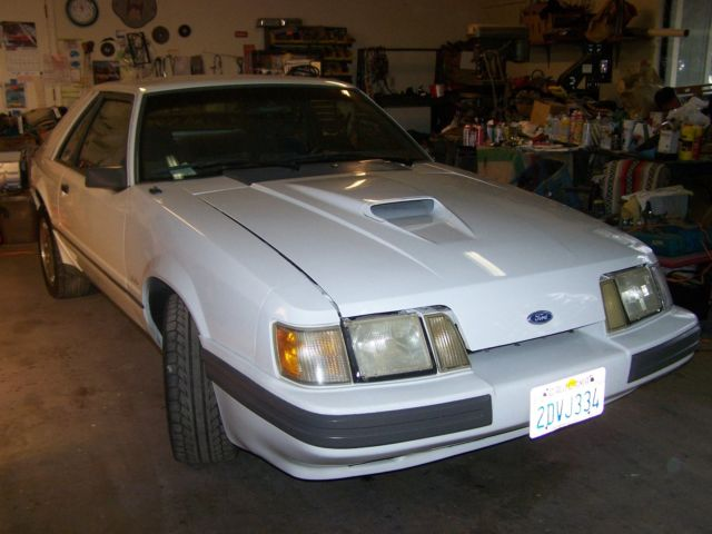 1986 Ford Mustang