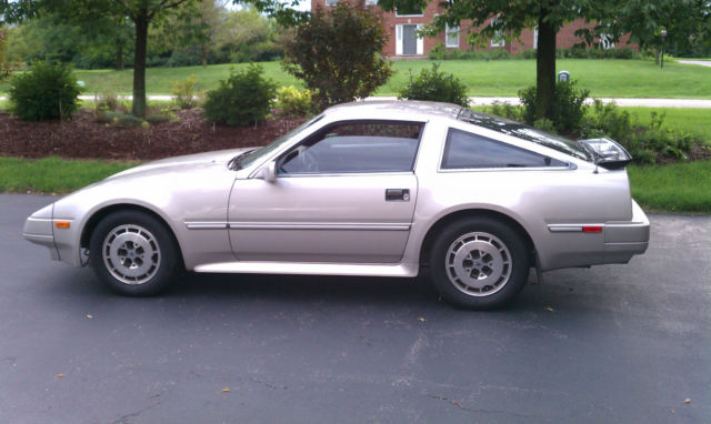 1986 nissan 300zx coupe 2 door v 6 has never seen snow or. Black Bedroom Furniture Sets. Home Design Ideas