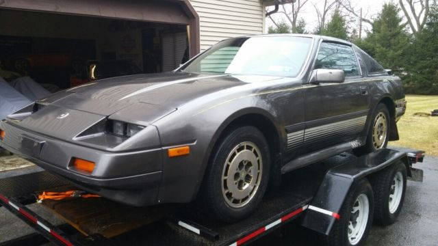 1986 nissan 300zx z31 for sale photos technical. Black Bedroom Furniture Sets. Home Design Ideas