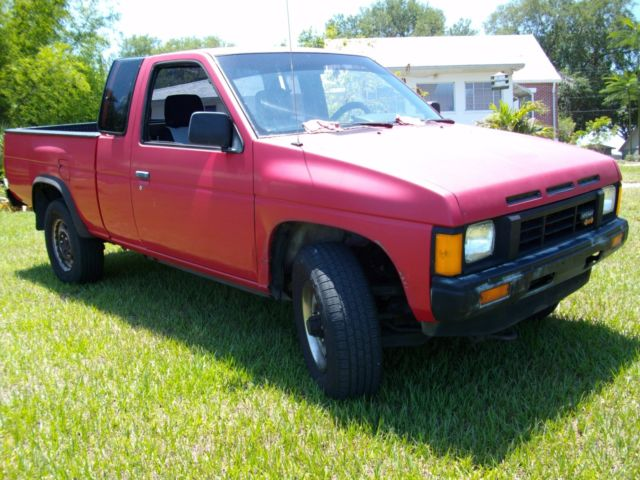 1986 nissan 4x4 hardbody extended cab 5 speed manual d21 z24 for sale photos technical. Black Bedroom Furniture Sets. Home Design Ideas