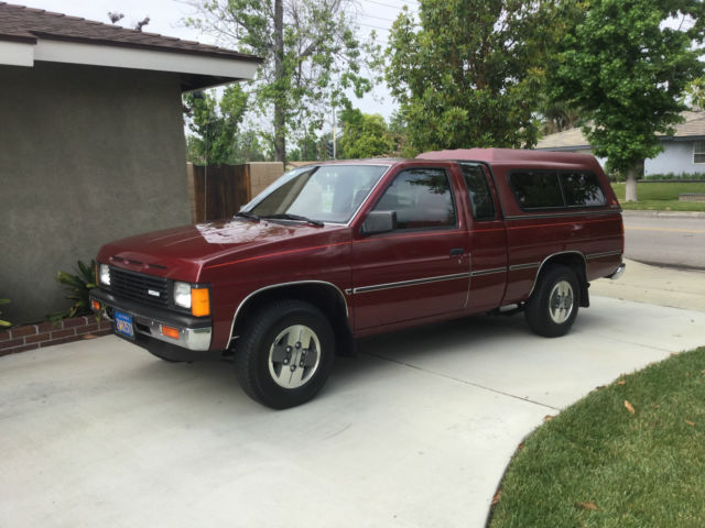 1986 Nissan Other Pickups frontier