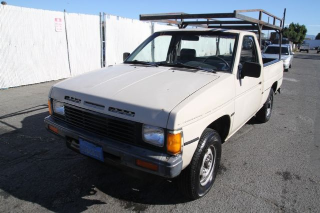 1986 Nissan Other Pickups Short Bed Regular Cab 2WD