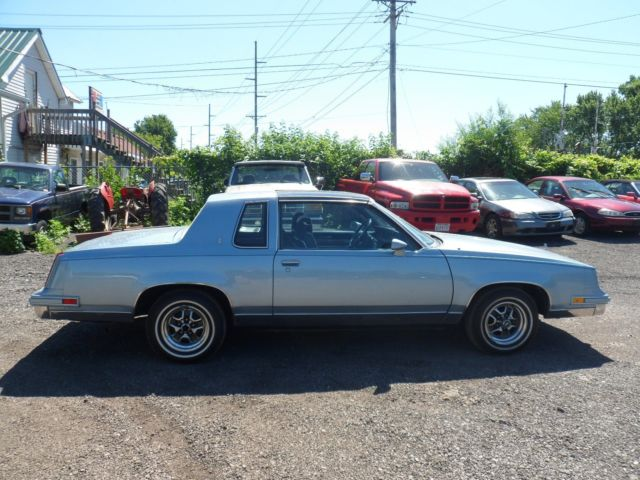 1986 olds cutlass one owner low miles like new for 1986 oldsmobile cutlass salon for sale