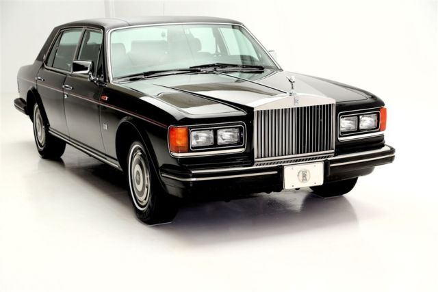 1986 Rolls-Royce Silver Spirit/Spur/Dawn Personal Limo, Low miles