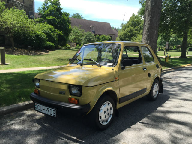 1986 Fiat Other