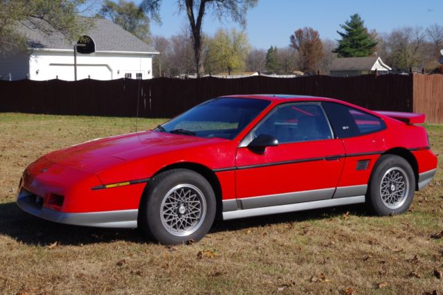 Used Cars For Sale In Indiana >> 1986 Pontiac Fiero GT Fastback V6: No Reserve! for sale: photos, technical specifications ...