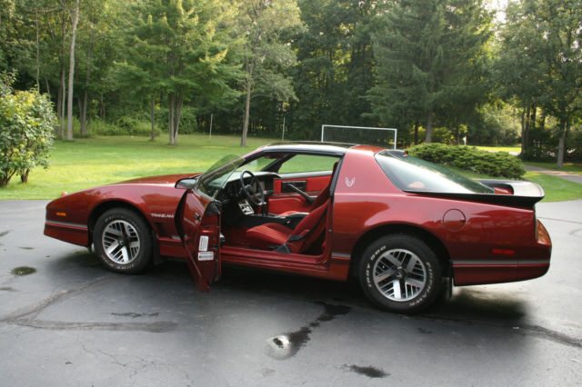 1986 Pontiac Firebird Trans Am For Sale Photos Technical