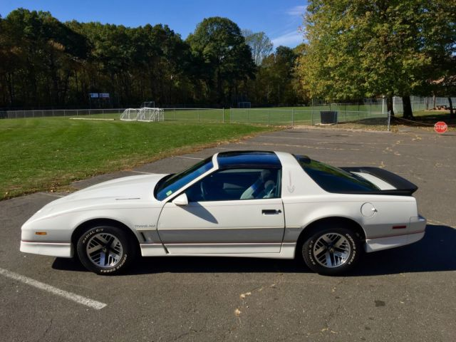 1986 pontiac firebird trans am 5 0l 305 automatic all orig 19 848 miles for sale photos technical specifications description topclassiccarsforsale com