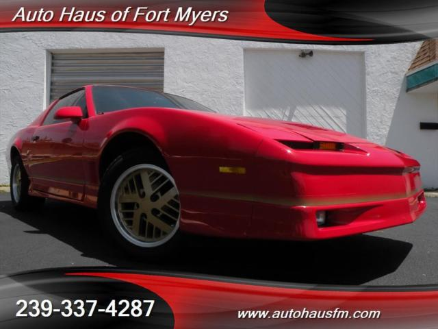 1986 Pontiac Firebird Trans Am Ft Myers FL