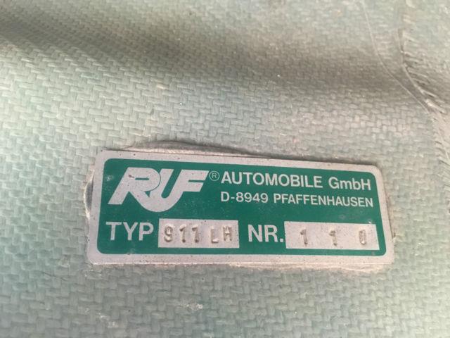 ruf body kit