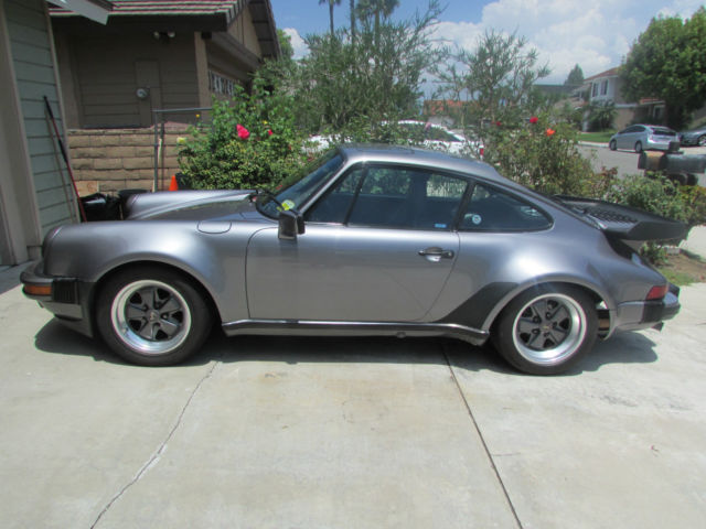 1986 porsche 911 carrera coupe 2 door 3 2l widebody with. Black Bedroom Furniture Sets. Home Design Ideas