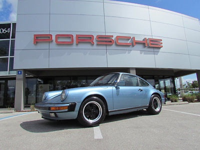 1986 Porsche 911 911 CARRERA COUPE