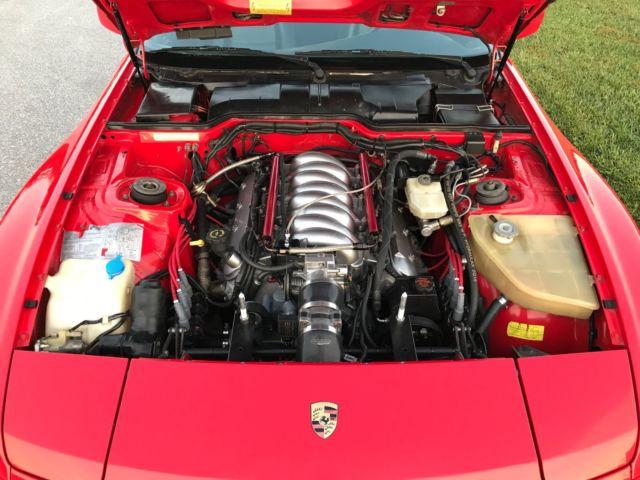 1986 Porsche 944 Turbo Hybrid V8 Ls1 Swap Lsx Conversion For Sale Photos Technical Specifications Description