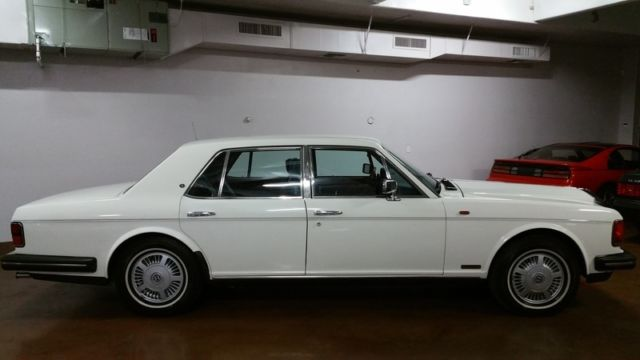 1986 Bentley Mulsanne Bentley Rolls Royce