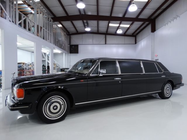 1986 Rolls-Royce Other ONE OWNER FROM NEW! ONLY 11,959 ACTUAL MILES!