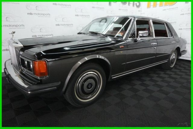 1986 Rolls-Royce Silver Spirit/Spur/Dawn Luxury