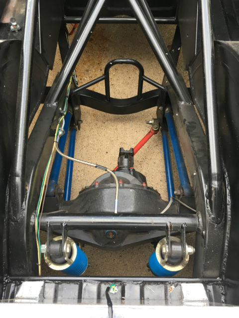 1986 S10 Chris Alston Chassis Drag Roller for sale: photos