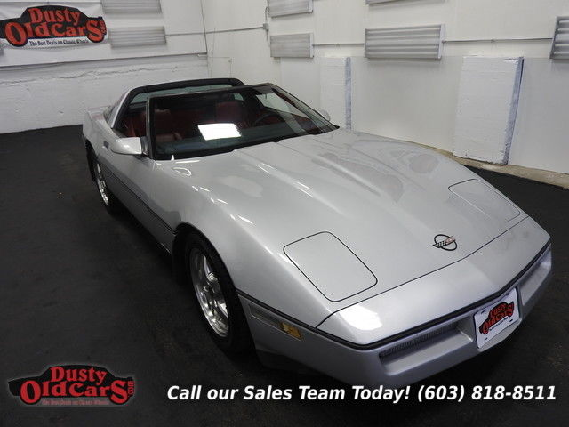 1986 Chevrolet Corvette Runs Drives Body Inter Vgood 350V8 4spd Auto