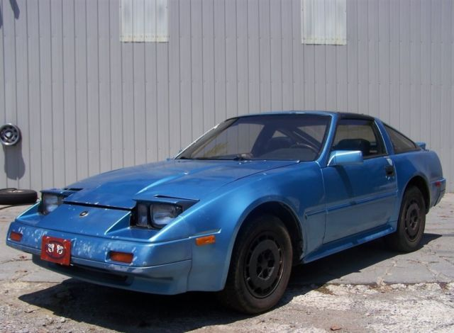 1986 Nissan 300ZX T-TOP 5-Speed