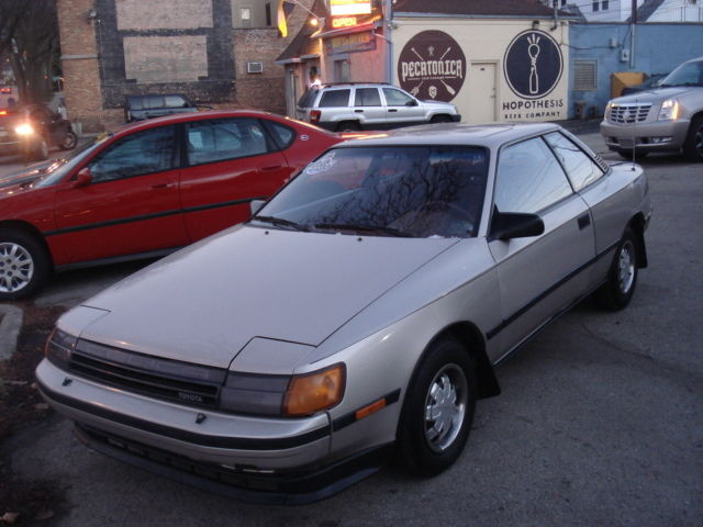 1986 Toyota Celica GT Coupe 2-Door